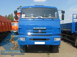 Бортовой КАМАЗ 43118 RF (2015 г.в.)