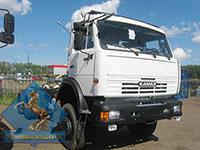 Шасси Камаз - 65111