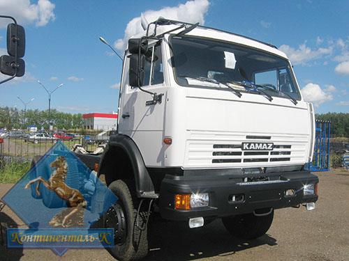 Автомобильное шасси КАМАЗ 65111 (6х6)