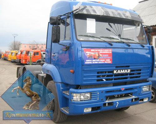 Седельный тягач КамАЗ - 6460 (6х4)